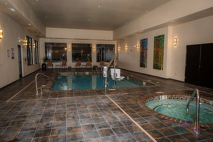 Indoor Pool | The Lodge at Old Kinderhook Golf Resort