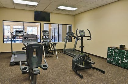 Gym | The Lodge at Old Kinderhook Golf Resort