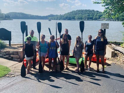 Kayaking | The Lodge at Old Kinderhook Golf Resort