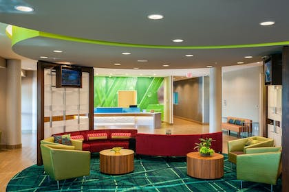 Lobby Sitting Area | SpringHill Suites by Marriott Kennewick Tri-Cities