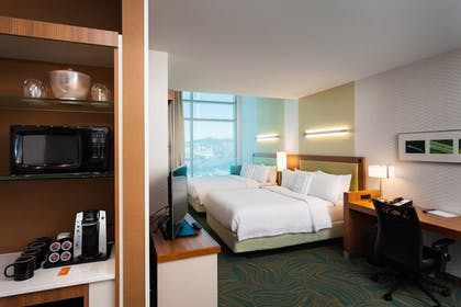 Guestroom | SpringHill Suites by Marriott Kennewick Tri-Cities