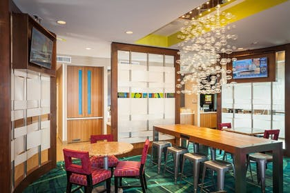 Breakfast Area | SpringHill Suites by Marriott Kennewick Tri-Cities