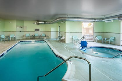 Indoor Pool | SpringHill Suites by Marriott Kennewick Tri-Cities