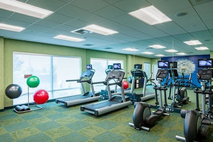 Fitness Facility | SpringHill Suites by Marriott Kennewick Tri-Cities