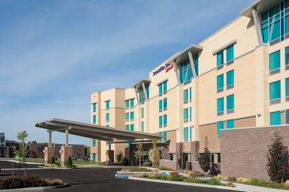 Hotel Entrance | SpringHill Suites by Marriott Kennewick Tri-Cities