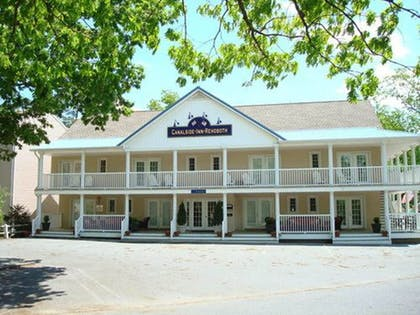 Front of Property | Canalside Inn