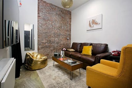Living Area | RIFF Downtown