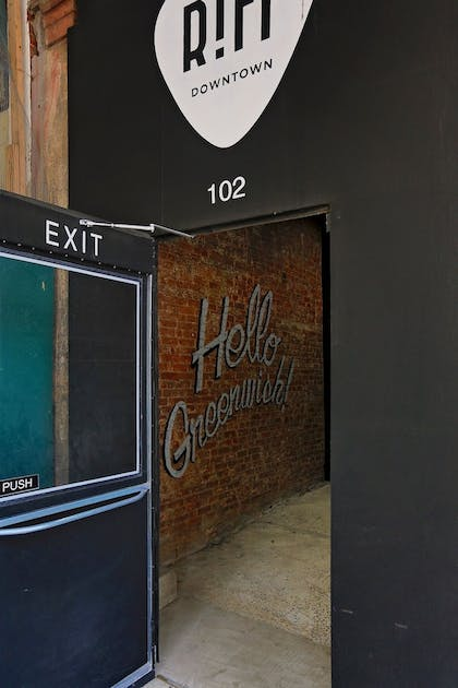 Hotel Entrance | RIFF Downtown