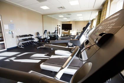 Fitness Facility | Dollywood's DreamMore Resort