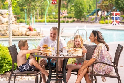 Outdoor Pool | Dollywood's DreamMore Resort