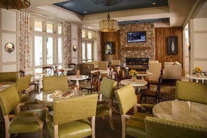Fireplace | Dollywood's DreamMore Resort
