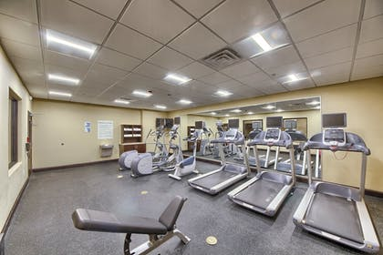 Fitness Facility | Holiday Inn Express & Suites Carrizo Springs