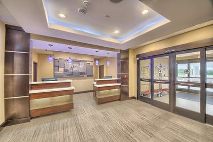 Interior | Holiday Inn Express & Suites Carrizo Springs