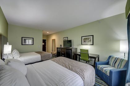 Room | Holiday Inn Express & Suites Carrizo Springs