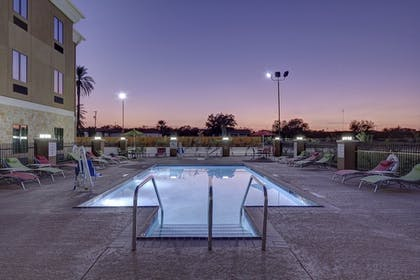 Pool | Holiday Inn Express & Suites Carrizo Springs