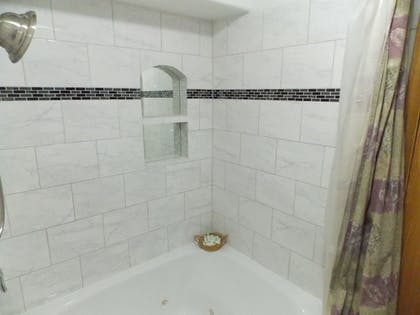 Jetted Tub | Fairbanks Extended Stay