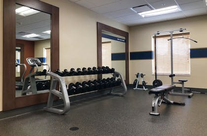 Fitness Facility | Hampton Inn & Suites Knoxville Papermill Drive