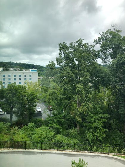 View from Hotel | Hampton Inn & Suites Knoxville Papermill Drive