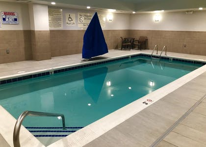 Indoor Pool | Hampton Inn & Suites Knoxville Papermill Drive