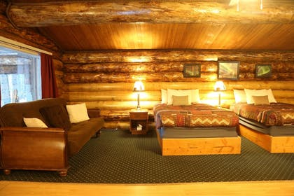 Extra Beds | Chena Hot Springs Resort
