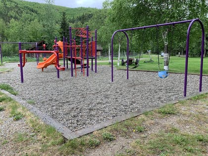 Childrens Play Area - Outdoor | Chena Hot Springs Resort