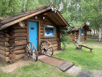 Property Grounds | Chena Hot Springs Resort