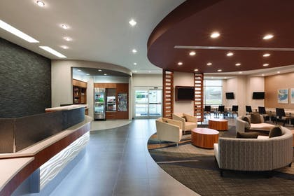 Lobby | SpringHill Suites by Marriott Houston Northwest