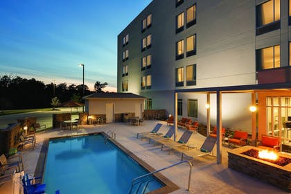 Pool | SpringHill Suites by Marriott Houston Northwest