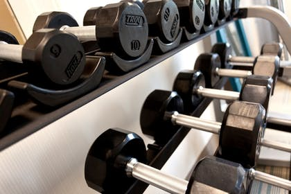 Fitness Facility | Holiday Inn Express & Suites Manhattan