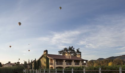 Front of Property | Napa Valley Lodge