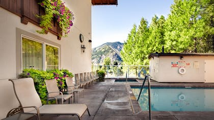 Outdoor Pool | Bavarian Lodge