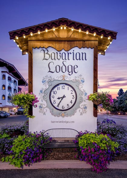 Exterior detail | Bavarian Lodge