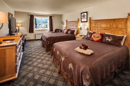 | Room, 2 Queen Beds (Village View) | Bavarian Lodge