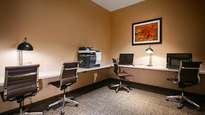 Business Center | Best Western Premier Boulder Falls Inn