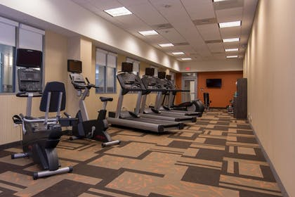 Sports Facility | Residence Inn Raleigh-Durham Airport/Brier Creek