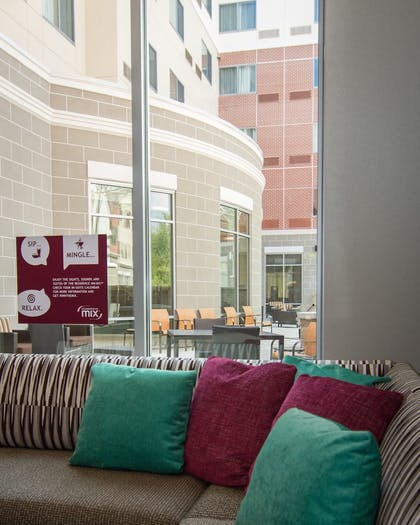 Lobby Sitting Area | Residence Inn Raleigh-Durham Airport/Brier Creek