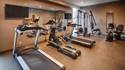 Gym | Best Western Plus Downtown Tulsa/Route 66