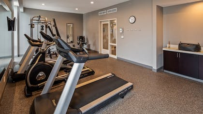 Fitness Facility | Best Western Plus Downtown Tulsa/Route 66