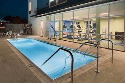 Sports Facility | SpringHill Suites Tuscaloosa by Marriott