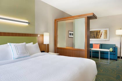 Guestroom | SpringHill Suites Tuscaloosa by Marriott