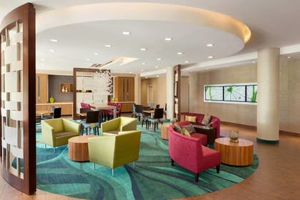 Lobby | SpringHill Suites Tuscaloosa by Marriott