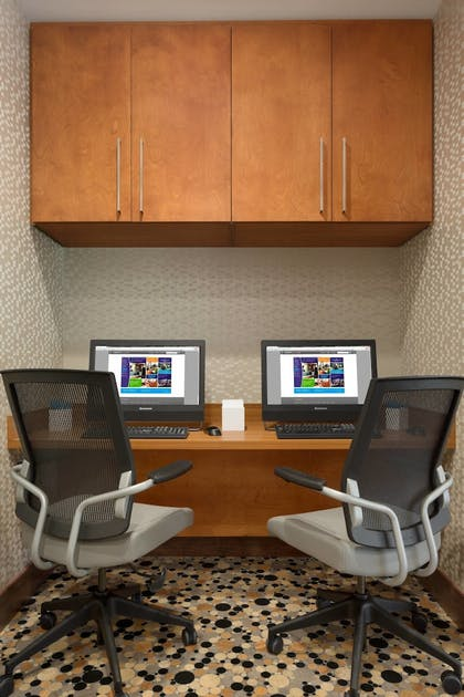 Business Center | SpringHill Suites Tuscaloosa by Marriott