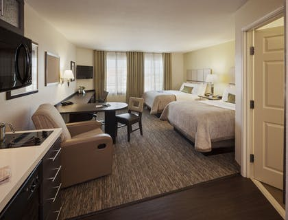 Guestroom | Candlewood Suites College Station At University