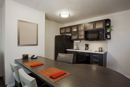 In-Room Kitchen | Candlewood Suites College Station At University