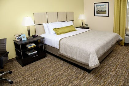 Guestroom View | Candlewood Suites College Station At University