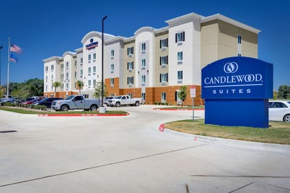 Aerial View | Candlewood Suites College Station At University