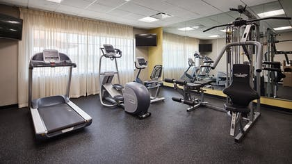 Fitness Facility | Best Western Plus College Station Inn & Suites