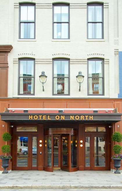 Hotel Entrance | Hotel On North