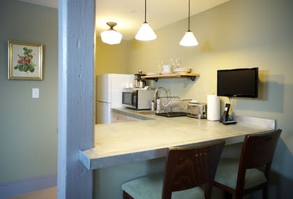 In-Room Kitchen | Hotel On North