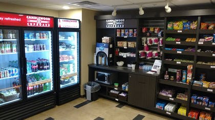 Snack Bar | Candlewood Suites St. Clairsville